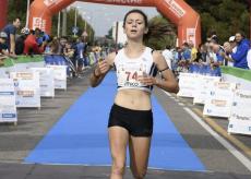 La Guida - Splendida Anna Arnaudo nei 5.000 metri
