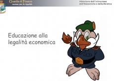 La Guida - Legalità economica per studenti con la Guardia di Finanza
