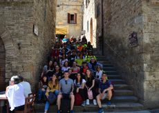 La Guida - Camminando sulla Francigena con gli studenti del Bonelli