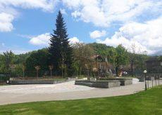 La Guida - Inaugurazione del parco del Santuario di Fontanelle