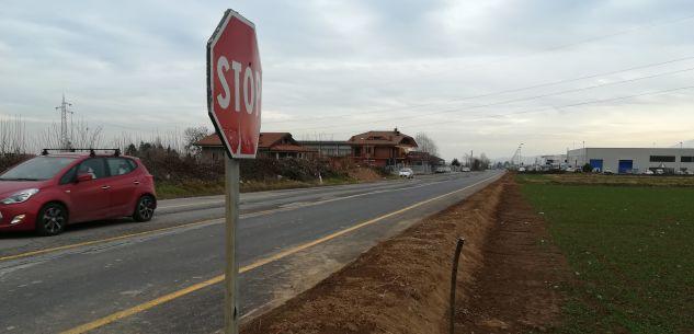 La Guida - Chiusa la nuova circonvallazione di Borgo per lavori di asfaltatura