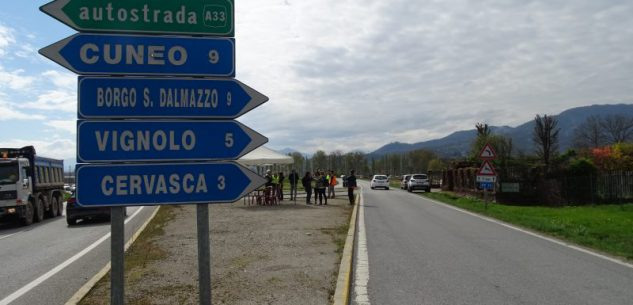 La Guida - Rotonda al Bivio Borgo, da lunedì chiusure di tratti di strade