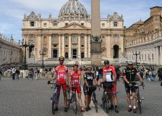 La Guida - Da Boves a Roma in bici