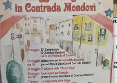 La Guida - Contrada Mondovì in festa per i 17 anni dell'isola pedonale