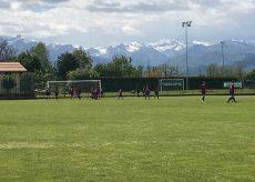 La Guida - La Cheraschese vince quattro derby