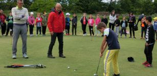 La Guida - 96 bimbi delle elementari si sono sfidati a golf ai Ronchi