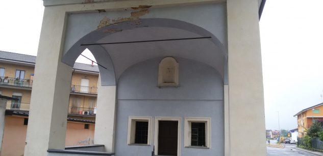 La Guida - Boves, vandali abbattono la statua di San Rocco