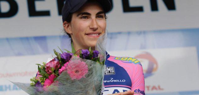 La Guida - Elisa Balsamo è quinta nei Giochi Europei