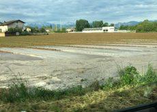 La Guida - Acqua e grandine, violento temporale nella notte a Cuneo