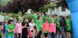 La Guida - Cecy for runners, corsa podistica per i bambini del Nepal