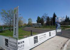 La Guida - Cuneo, l'area camper chiude qualche giorno per lavori