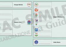 La Guida - In quattro per guidare la Regione Piemonte