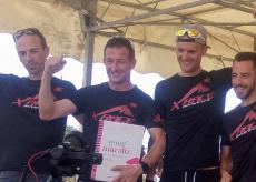 La Guida - I Piedmont Climbers trionfano sul Mont Ventoux