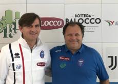 La Guida - Il Fossano calcio conferma Ezio Panero e Fabrizio Viassi