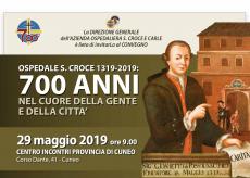 La Guida - Un convegno per celebrare  i 700 anni dell'Ospedale Santa Croce