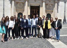 La Guida - Studenti dei Geometri di Cuneo premiati a Roma