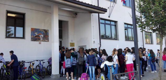 La Guida - Inizia la scuola, gli auguri del presidente della Provincia Borgna