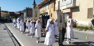 La Guida - Oltre duecento per l'Unitalsi a Borgo