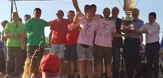 La Guida - Palio delle Frazioni: podio rosa, rosso e verde
