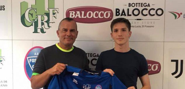 La Guida - Nicola Massucco primo acquisto del Fossano Calcio