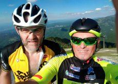 La Guida - Alla Fausto Coppi anche Erik Rolando, guarito dalla leucemia