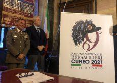 La Guida - I bersaglieri arrivano a Cuneo