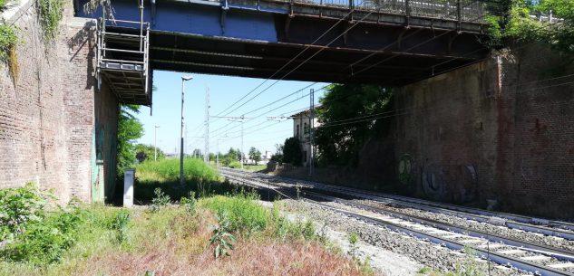 La Guida - Chiude il cavalcavia ferroviario a Magliano Alpi