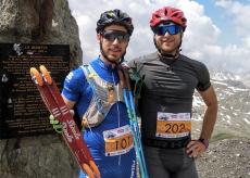 La Guida - Cuneesi protagonisti nella gara di skiroll più alta d'Europa