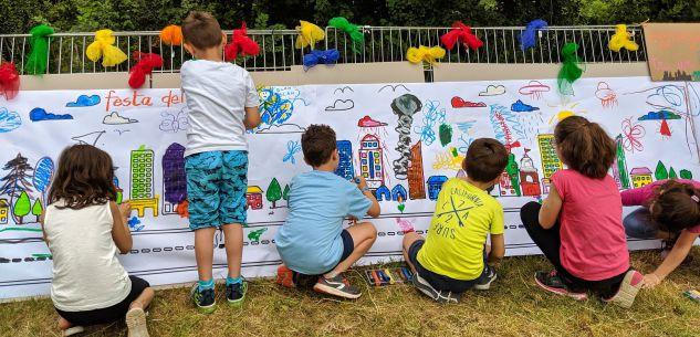 La Guida - Oltre 100 bambini alla 15° Festa del Parco