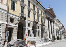 La Guida - Cuneo Illuminata 2019, iniziato il montaggio