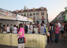 La Guida - Pastà e Cuneo Summer Festival in piazza Galimberti