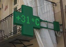 La Guida - Caldo record e rischi per le persone, allerta per questi giorni