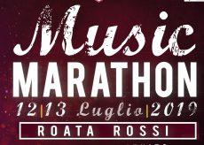 La Guida - Roata Rossi prepara Music Marathon, nel segno di Queen e Antani