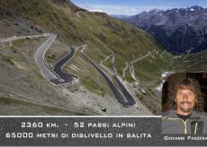 La Guida - La traversata delle Alpi in bicicletta