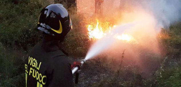 La Guida - Attenzione al rischio di incendi boschivi, non solo in montagna