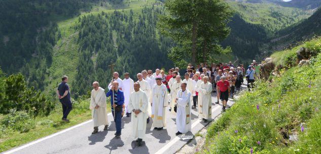 La Guida - Pellegrinaggio diocesano a Sant'Anna di Vinadio