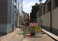 La Guida - Spariscono i cantieri nel centro storico