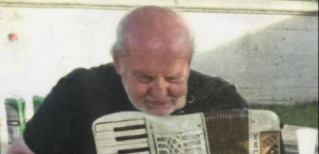 La Guida - L'addio al fisarmonicista Roberto Vacchetta