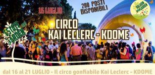 La Guida - Cinque serate di circo al Baladin Open Garden