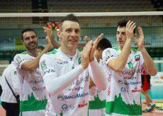 La Guida - Volley, Cristian Casoli torna a giocare per Cuneo