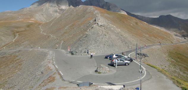 La Guida - Chiusa la strada al Colle dell'Agnello