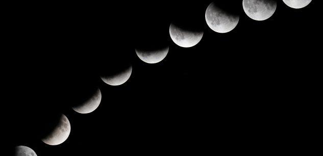 La Guida - Lo spettacolo dell'eclissi di martedì sera