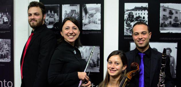 """La Guida - """"Thè musicale"""" con il QuHartetto"""