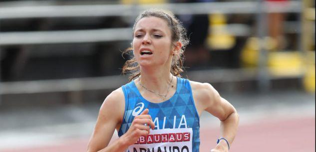 La Guida - Anna Arnaudo in finale negli Europei Under 20