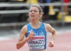 La Guida - Anna Arnaudo al 10° posto nella finale europea