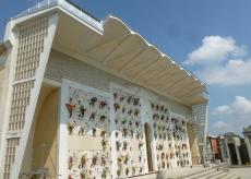 La Guida - Completato il restauro del Cimitero di Madonna dell'Olmo