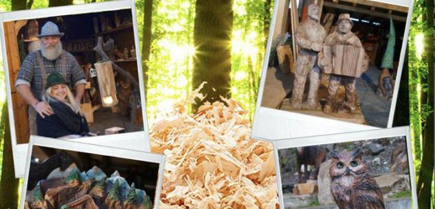 La Guida - A Limone protagonisti gli artisti del legno