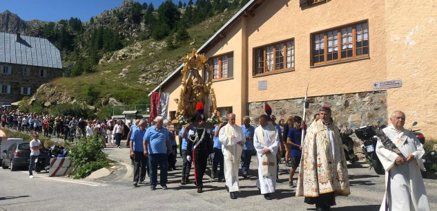 La Guida - Per la festa patronale al santuario di Sant'Anna di Vinadio si riscopre un'antica tradizione