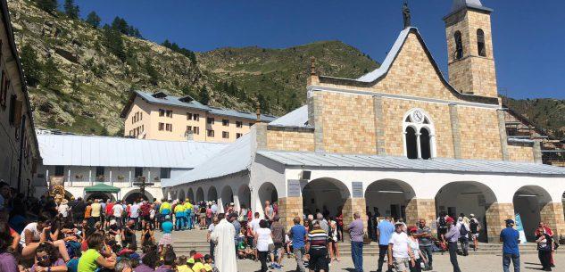 La Guida - Sant'Anna di Vinadio, il programma della giornata inaugurale