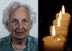 La Guida - Peveragno, la scomparsa della maestra Caterina Giorgis